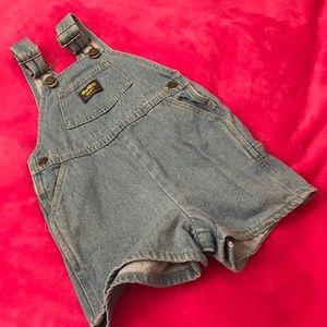 Oshkosh Jean short overall